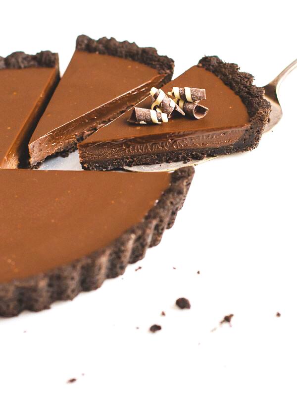 ทาร์ตช็อคโกแลต