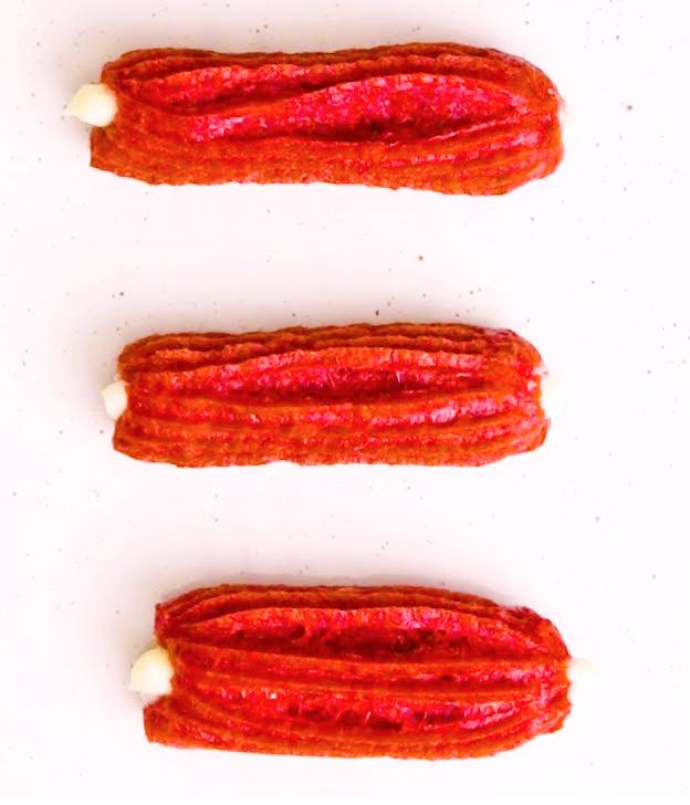 churros  red velvet สูตรเด็ด