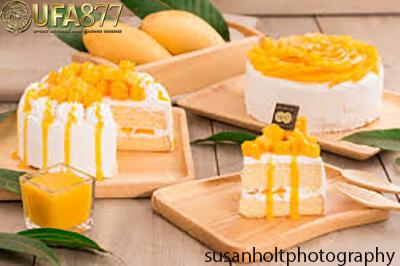 ขนมไทยและผลมี่เหมาะ สำหรับฤดูร้อน