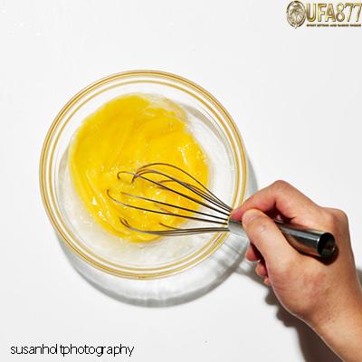 วิธีทำไข่เจียวฝรั่งเศส