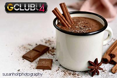ช็อคโกแลตร้อนคาราเมลรสเค็ม