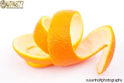 เปลือกส้มนั้นมีประโยชน์อย่างไร
