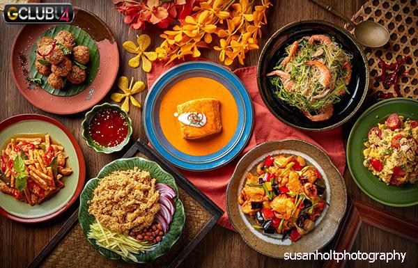 เทคนิคการทำอาหารไทย